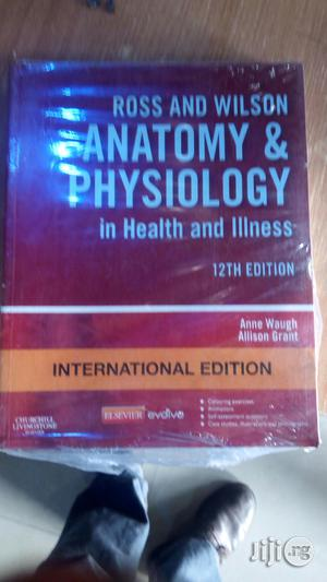 Anatomy&Physiology 12 Edition | Books & Games for sale in Lagos State, Yaba