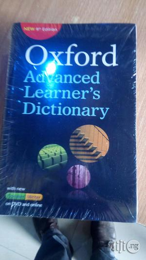 Oxford ,Advanced Learner's Dictionary   Books & Games for sale in Lagos State, Yaba
