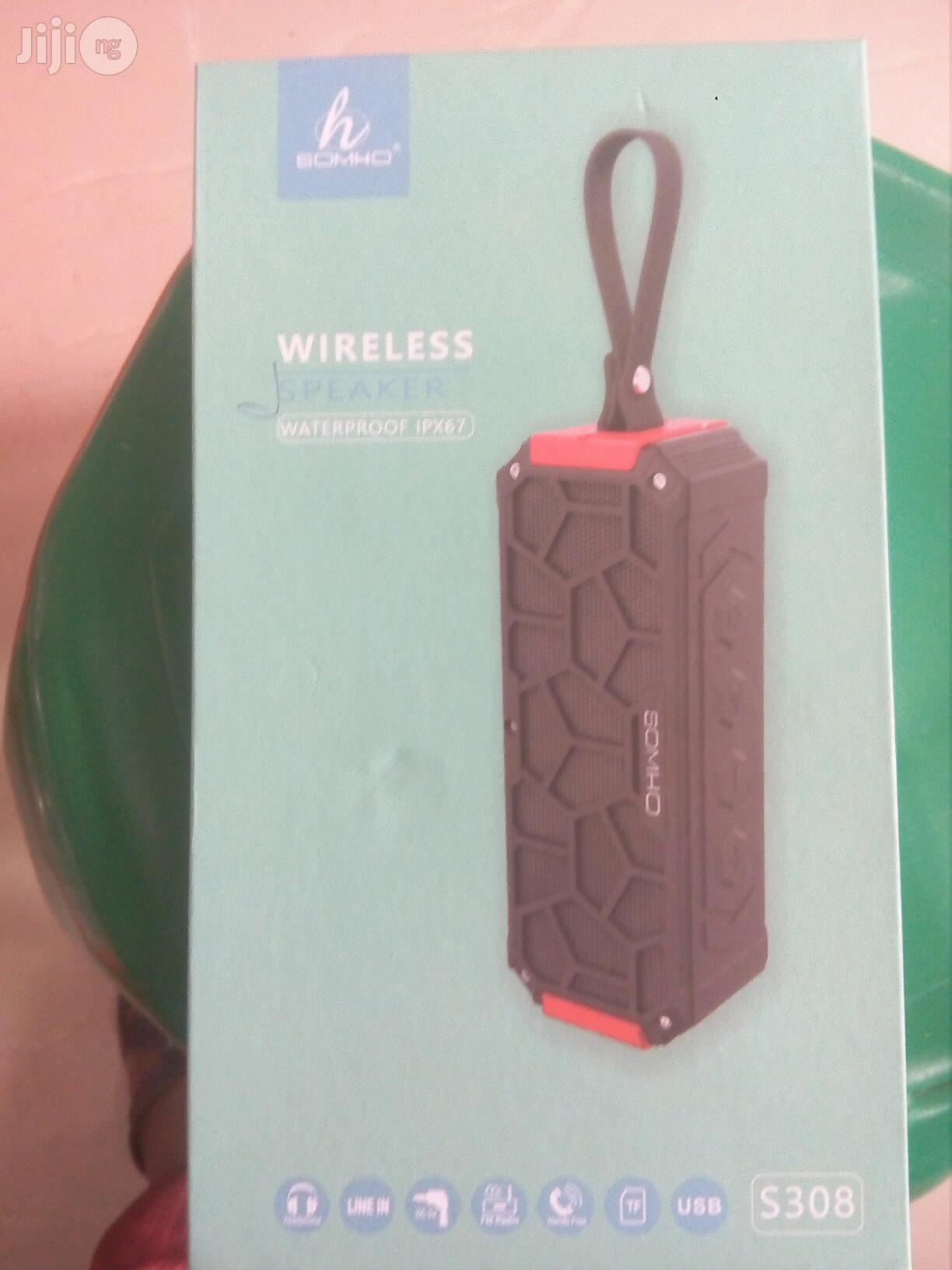 Somho S308 Ipx7 Waterproof Mini Bluetooth Speaker