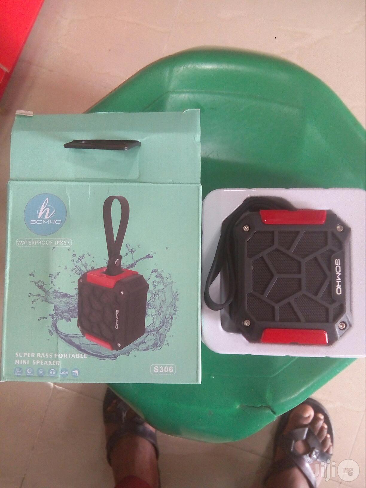 Somho S306 Ipx7 Waterproof Mini Bluetooth Speaker