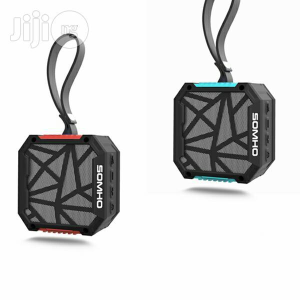 Somho S306 Ipx7 Waterproof Mini Bluetooth Speaker | Audio & Music Equipment for sale in Ikeja, Lagos State, Nigeria