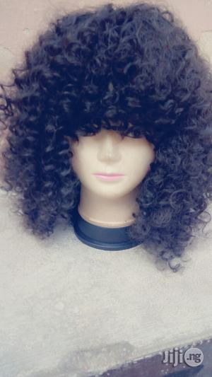 Baby Face Human Hair Wig.(The Sameday Delivery)   Hair Beauty for sale in Imo State, Owerri