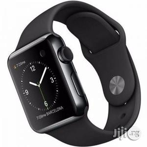 Apple Iwatch Series 3 GPS + Cellular - Black | Smart Watches & Trackers for sale in Lagos State