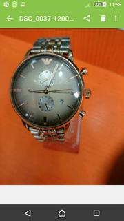 Emporio Armani Wrist Watch | Watches for sale in Lagos State, Lagos Island