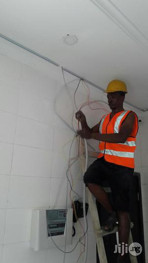 Cctv, Solar, Intercom, Fire Alarm & Systems Networking | Building & Trades Services for sale in Lagos State, Lekki