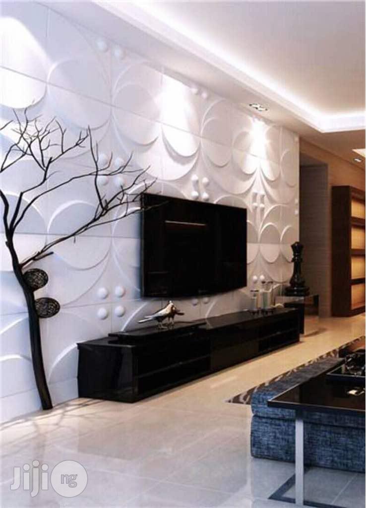 Wallpaper 3D Panels