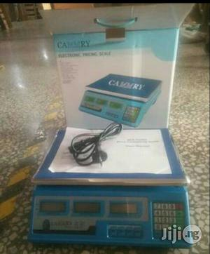 Cammry 40kg Electronic Scale   Store Equipment for sale in Lagos State, Ojo