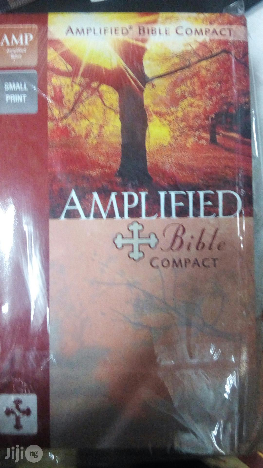 Archive: Ampliified Bible