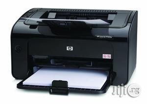 HP Laserjet Pro P1102w Wireless Laserjet Printer | Printers & Scanners for sale in Lagos State, Ikeja