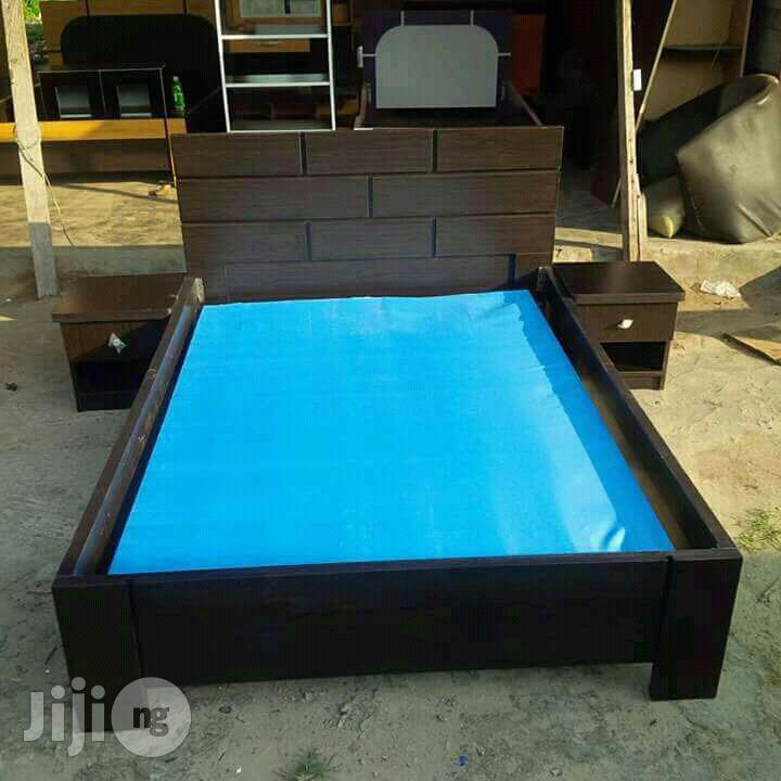 Archive: Bed Frame 4/5 By 6