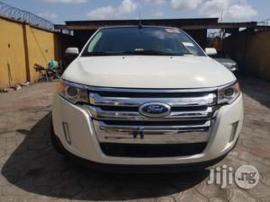Ford Edge 2013 White   Cars for sale in Lagos State, Surulere