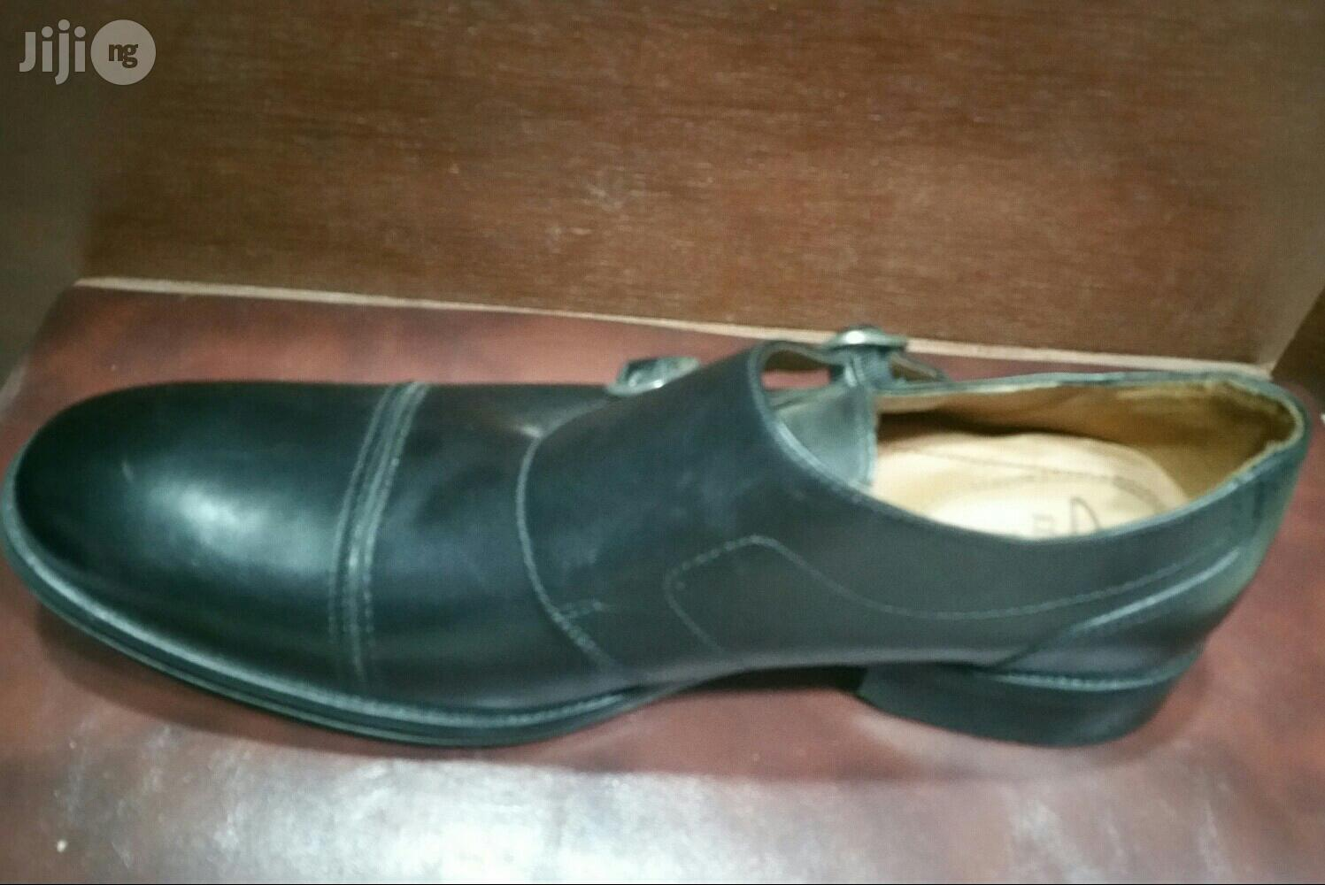 Clarks Men's Formal Shoes - Black | Shoes for sale in Yaba, Lagos State, Nigeria