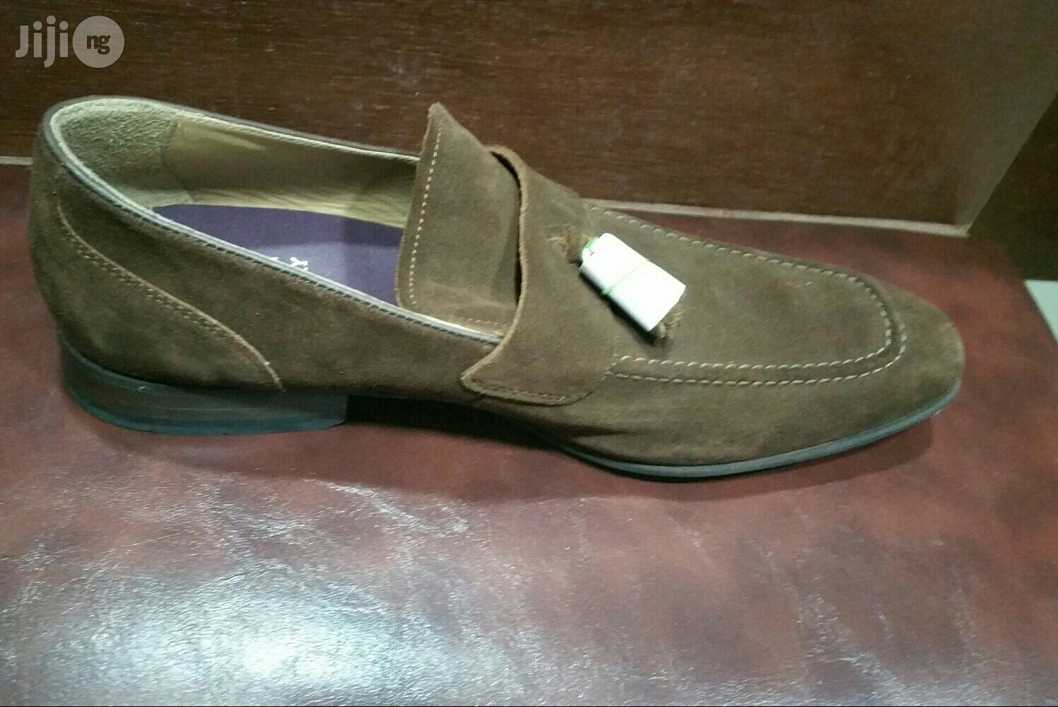 Marks and Spencer Men's Formal Shoes - Brown | Shoes for sale in Yaba, Lagos State, Nigeria