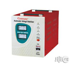 Century Automatic Voltage Stabilizer Cvr Tub 10000va | Electrical Equipment for sale in Lagos State, Ojo
