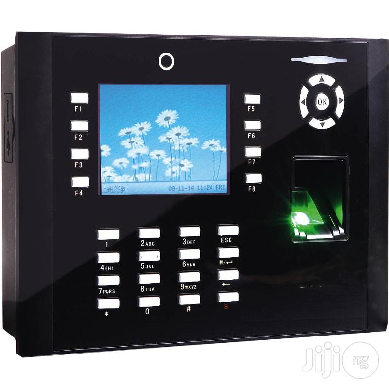 Archive: Iclock680 Fingerprint Time & Attendance And Access Control Terminal