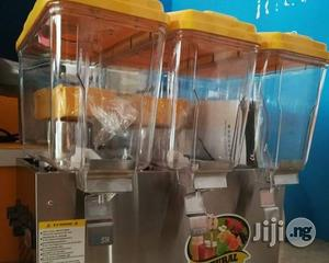 Juice Dispencer 3 Chambers Italian Standard | Restaurant & Catering Equipment for sale in Lagos State, Ojo