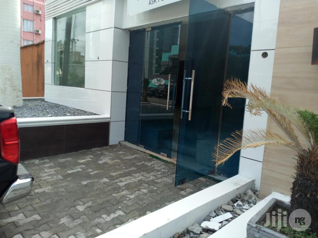 Archive: Self Service 90 Square Metres (90sqm) Open Plan Office Space At Victoria Island