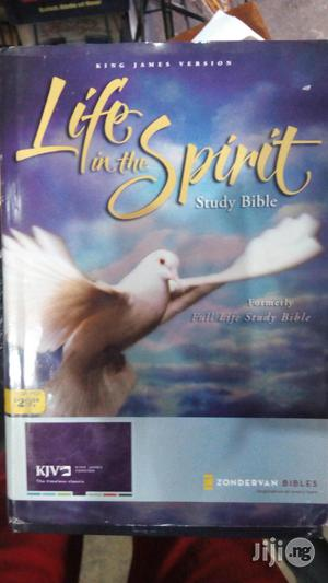 Life Of The Spirit Study Bible   Books & Games for sale in Lagos State, Yaba