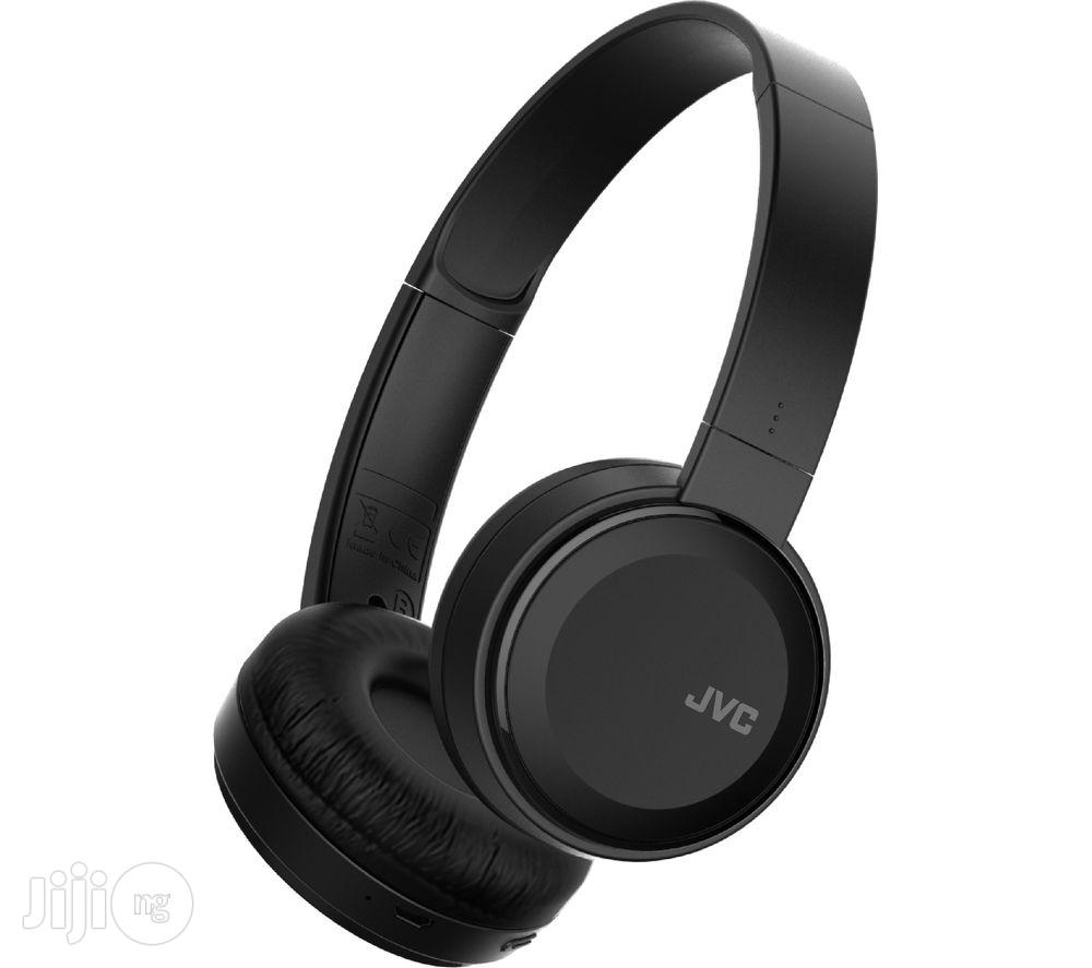 Archive: JVC Deep Bass Bluetooth and Wireless Headphones (Ha-S30bt-B)