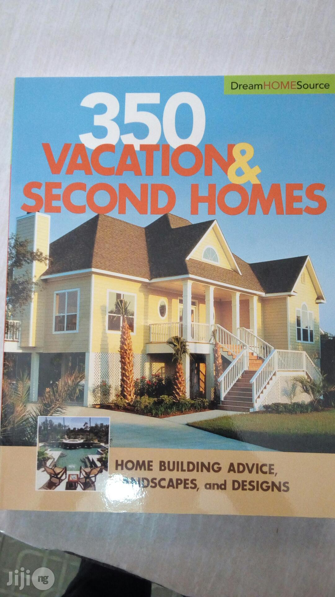 Vacation & Second Home Building Plan