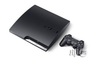 London Used Playstation 3 Slim With 10 Games | Video Game Consoles for sale in Lagos State, Ikeja