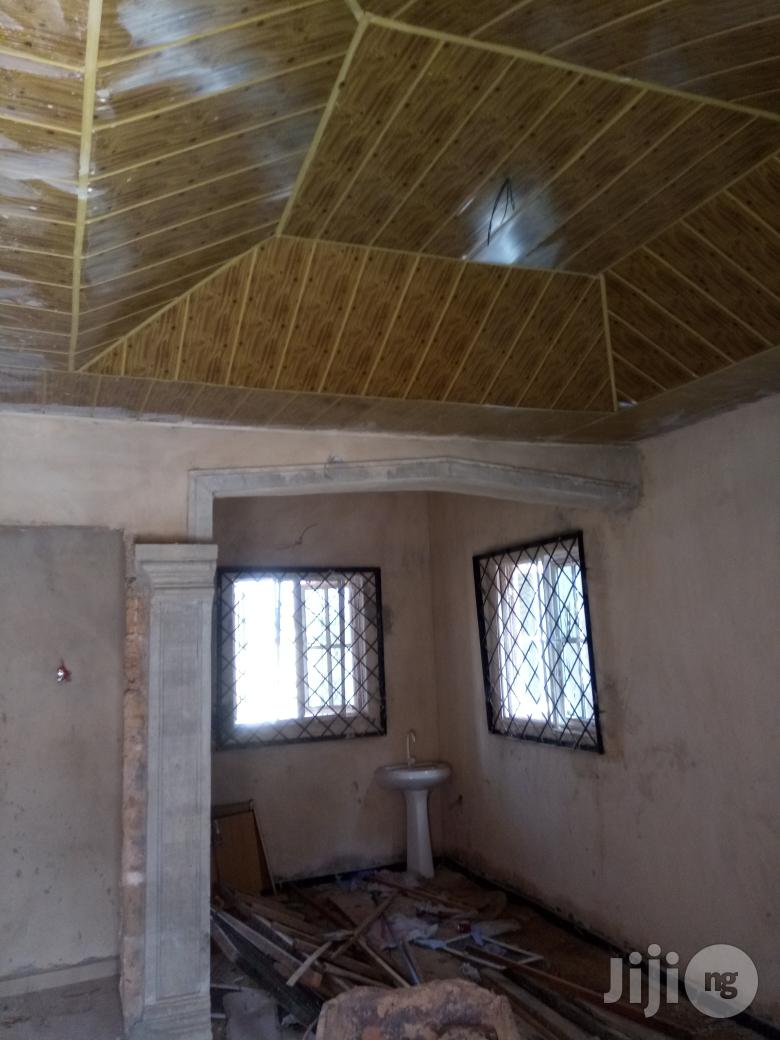 Newly Built 1bedroom Flat With Quality Fittings to Let
