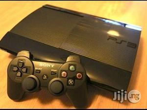 Hacked Ps3 Slim With GTA V   Video Game Consoles for sale in Lagos State, Ikeja
