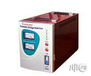 Century Automatic Voltage Stabilizer Cvr Tub 5000va | Electrical Equipment for sale in Lagos State, Ojo