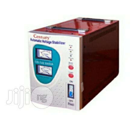 Century Automatic Voltage Stabilizer Cvr Tub 5000va