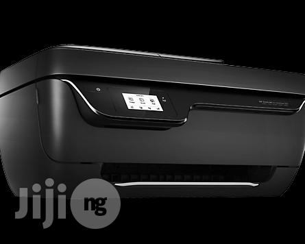 HP Deskjet 3835 Print, Copy, Scan, Fax--All-In-One Printer | Printers & Scanners for sale in Ikeja, Lagos State, Nigeria