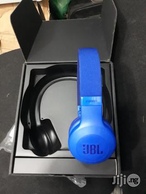 JBL E 45 Bluetooth Headphone - Blue   Headphones for sale in Lagos State