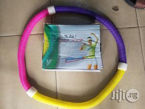 Heavyweight Waist Trimmer Hulla Hoops | Tools & Accessories for sale in Lagos State, Ikeja
