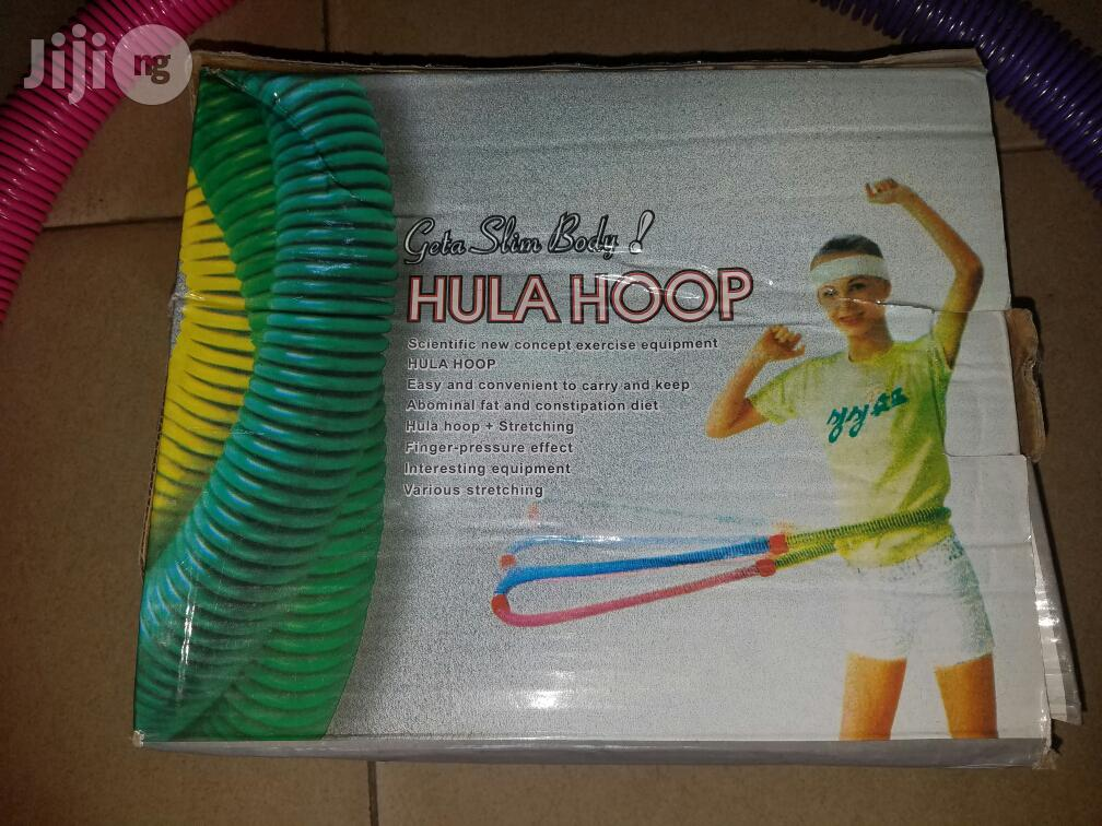 Heavyweight Waist Trimmer Hulla Hoops   Tools & Accessories for sale in Ikeja, Lagos State, Nigeria