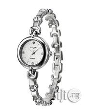 Yaqin Alloy Q7068 Crystal Bracelet - Silver | Jewelry for sale in Lagos State, Agege