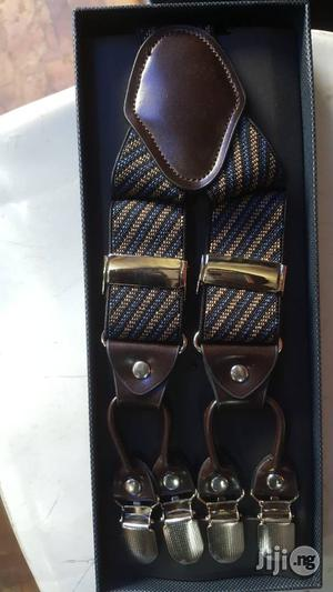 Suspenders / Cross Belts (Top Class Designers & Quality) | Clothing Accessories for sale in Lagos State, Lagos Island (Eko)