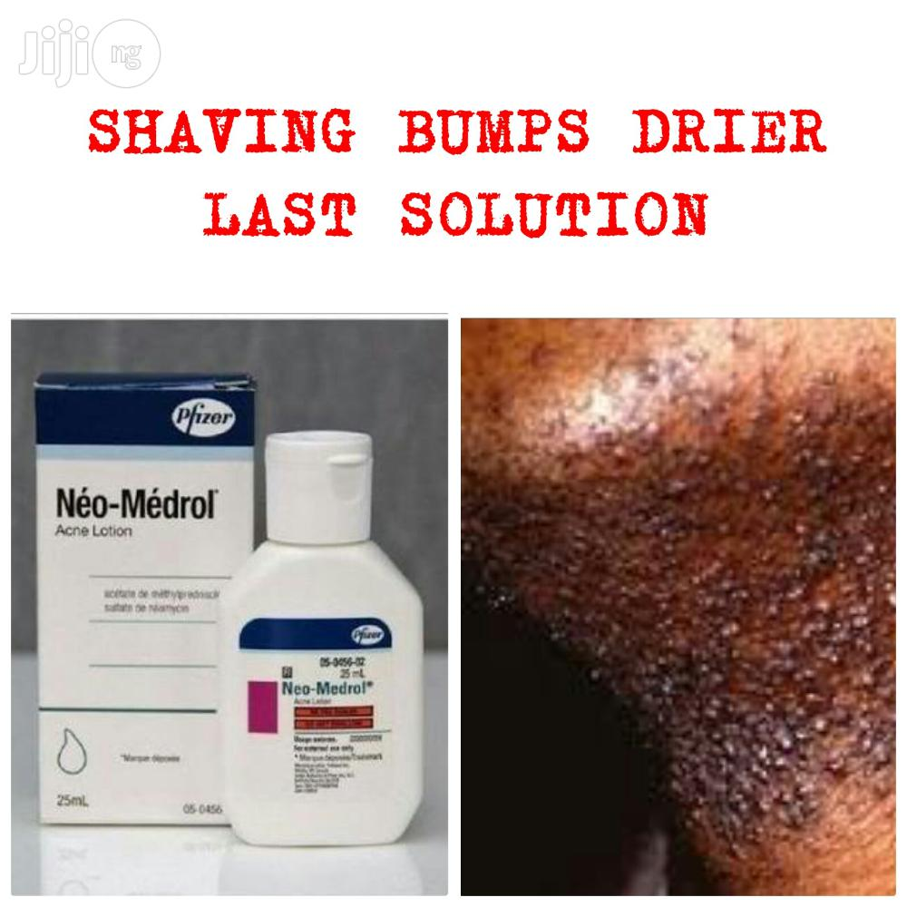 Acne And Bumps Neomedrol | Skin Care for sale in Asokoro, Abuja (FCT) State, Nigeria
