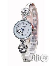 JW Studded Wrist Watch - Silver   Watches for sale in Lagos State, Agege