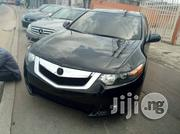 Tokunbo Acura TSX 2010 Black | Cars for sale in Oyo State, Ibadan
