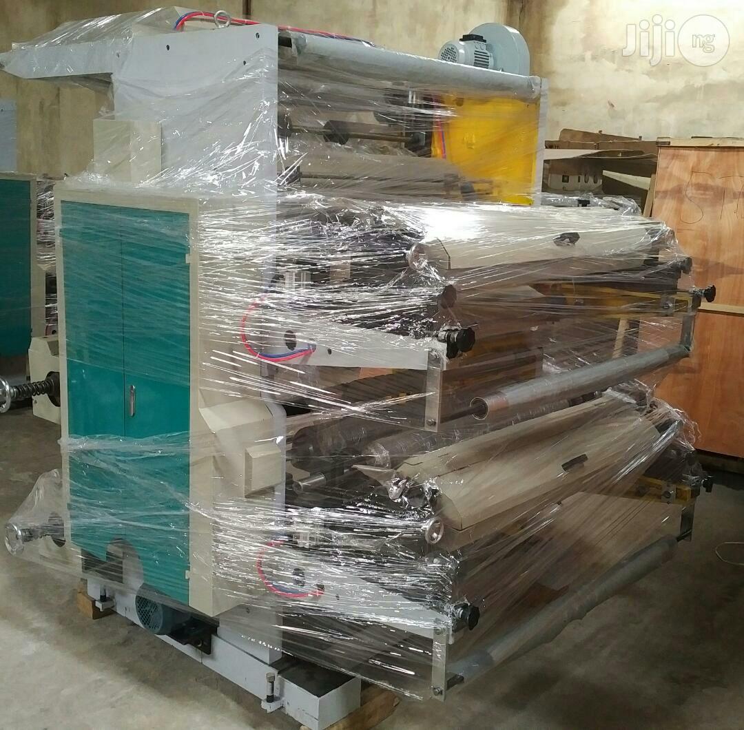 New Nylon Printing Machine