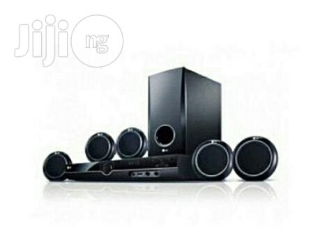 DVD Home Theater System (300W)
