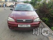Opel Astra 2002 Red   Cars for sale in Lagos State, Ikeja