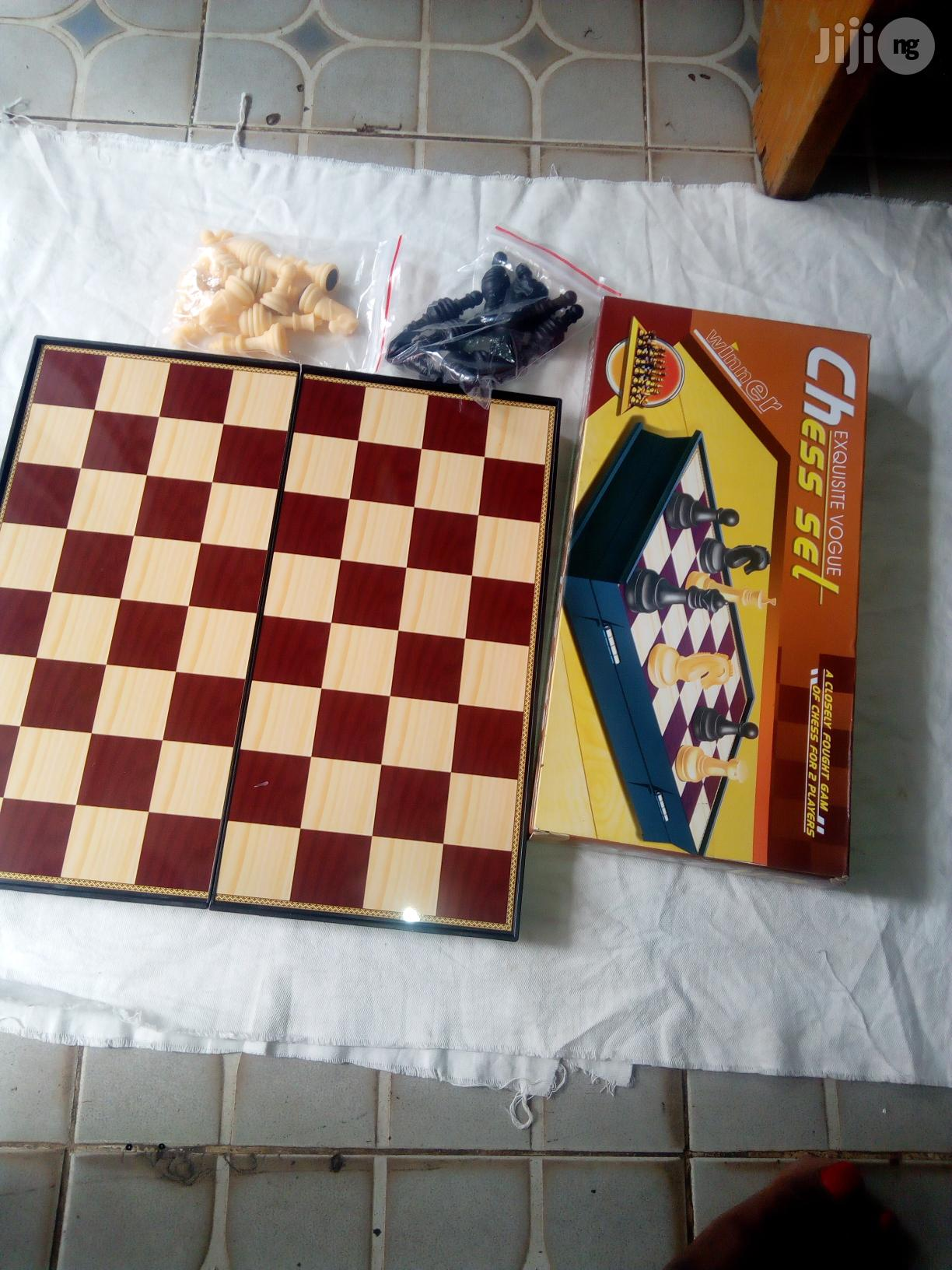 Chess Game | Books & Games for sale in Kosofe, Lagos State, Nigeria