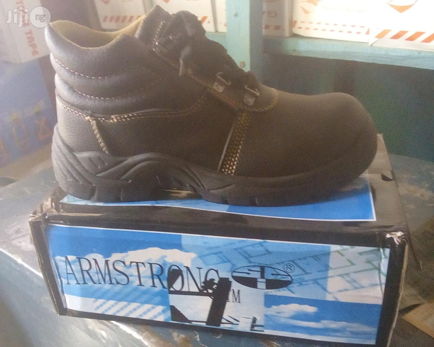 Safety Boots   Shoes for sale in Ayetoro, Ogun State, Nigeria