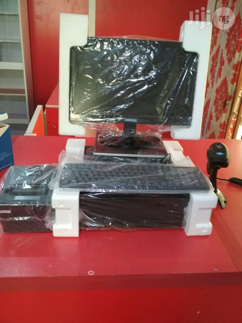 Point of Sales System (Software Inclusive) | Store Equipment for sale in Ikeja, Lagos State, Nigeria