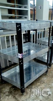 Galvanized Food Trolley | Restaurant & Catering Equipment for sale in Lagos State, Agege