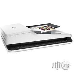 HP Hp Scanjet Pro 2500 F1 Flatbed Scanner | Printers & Scanners for sale in Lagos State, Ikeja