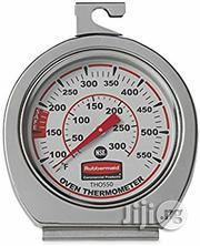 USA Rubbermaid Commercial Stainless Steel Oven Monitoring Thermometer   Measuring & Layout Tools for sale in Lagos State, Alimosho