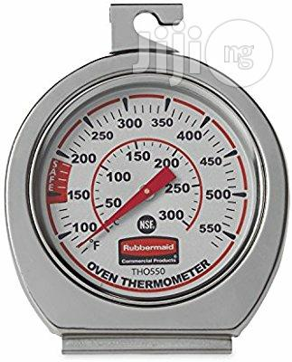USA Rubbermaid Commercial Stainless Steel Oven Monitoring Thermometer