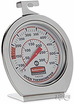 USA Rubbermaid Commercial Stainless Steel Oven Monitoring Thermometer | Measuring & Layout Tools for sale in Alimosho, Lagos State, Nigeria