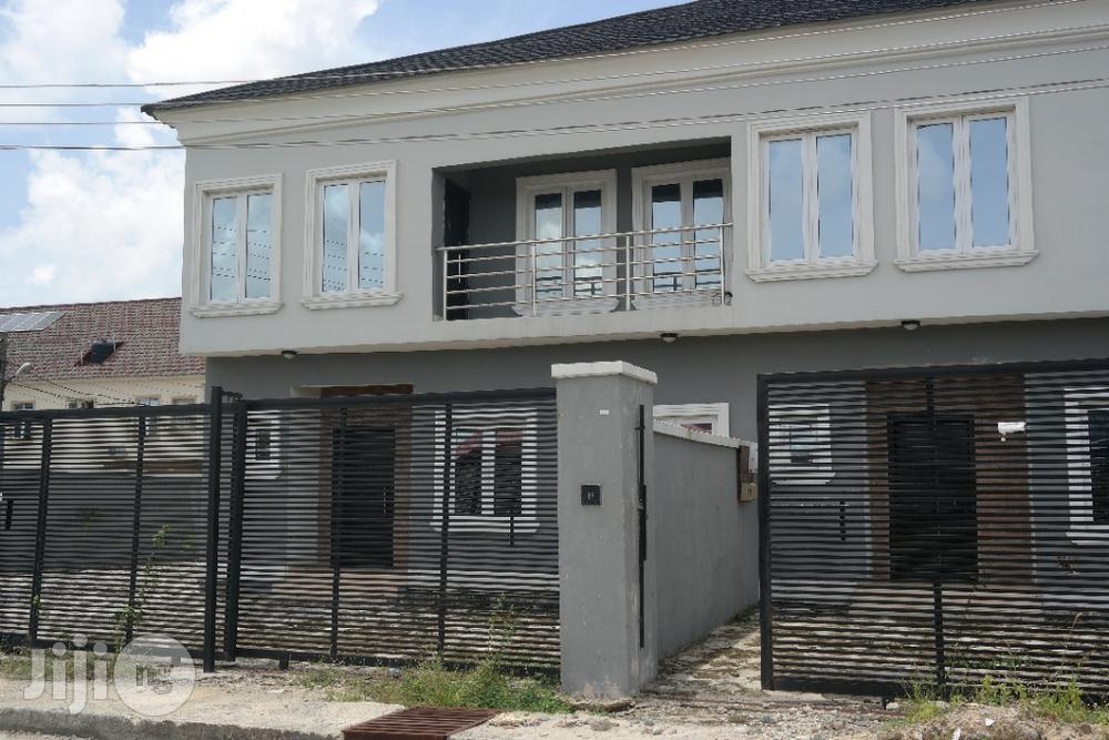 Lovely 3 Bedroom Terrance Duplex With BQ At Chevron Drive